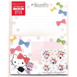2 Blocos De Papel De Carta Sanrio 2015 Hello Kitty Colorido