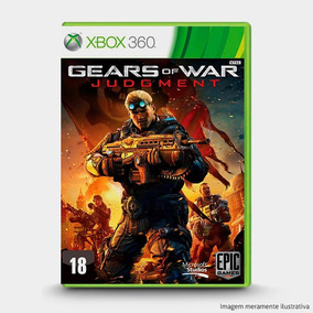 Gears Of War Judgment - Original Xbox 360 Novo