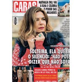 Caras 1282: Luciana Gimenez / Karina Bacchi / Amaury Jr
