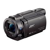 Videocámara Sony 4k Ax33 Con Sensor Exmor R Cmos