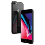 Iphone 8 64 Gb Usado Con Caja Y Accesorios