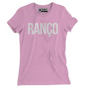Camiseta Baby Look Ranço Frases Tumblr Roupas Femininas Moda