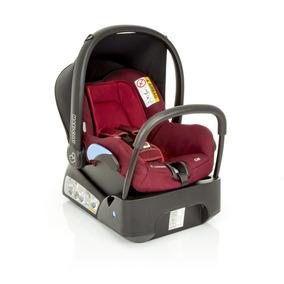 Bebê Conforto P/ Carro Citi C/ Base 13 Kg Vermelho Maxi-cos