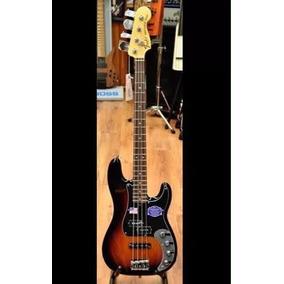 Bajo Fender Precision Bass, Deluxe, Activo,americano Nuevo