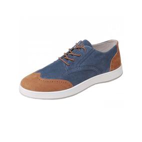 Tenis Perrones Para Salir - Zapatos de Hombre Azul en Mercado Libre ... b5892c615615c