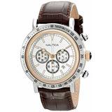 Excelente Reloj Nautica N14508 Totalmente Nuevo - Relojes para ... 6645eaded3a3