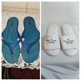 2 Calçados Femininos Usados Por R$ 30