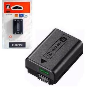 Bateria Original Np-fw50 Sony A7rii A7s A7sii A6000 A6500