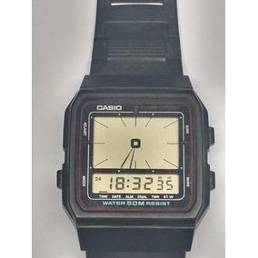 Super Lote De Relógios Casio Dos Anos 80