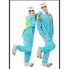 Pijama Mameluco Disfraz Hora De Aventura Xtreme P