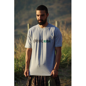 Camisa Camiseta Blusa Maconha Hemp Cannabis Kush Breeze