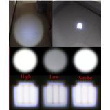 Pack C/ 4 Mini Lanternas Táticas Q5