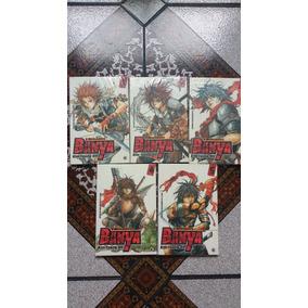 Banya O Mensageiro - Completo Em 5 Edições - Conrad