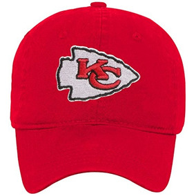 38eb2193b5f85 Nfl Kansas City Chiefs Boys 4 - 7 Equipo Slouch Ajustable So