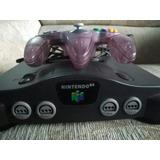 Nintendo 64 Consola Y Control