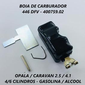 Boia Carburador 446 Dfv-400759.02 Opala Caravan 2.5 4.1