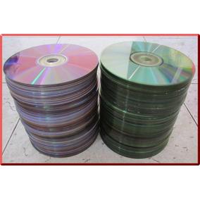 Cd Dvd Usados Para Decoracion Manualidades