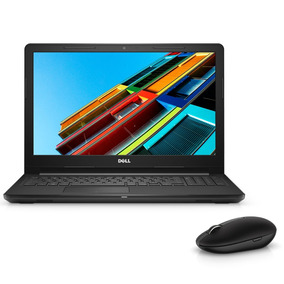 Notebook Dell Inspiron I15-3567-m40m I5 8gb 1tb 15.6 Win10