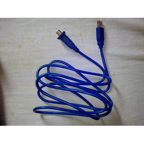 Cable Usb De Internet Para Impresoras, Modem Y Escaners