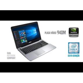 Notebook Asus X555ub Placa De Video Nvidia 940m 2 Giga.