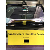 Sandwichera Hamilton Beach 2546oz