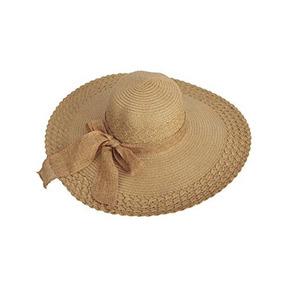Azul Monzón Mujer Verano Sombreros De Playa Con Ala Ancha F ed6d50721d2