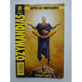 Gibi Antes De Watchmen Nº 6 Ozymandias
