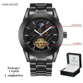 a68c5c2f5ed Relógio Unissex Tevise Automático Original Caixa Presente