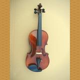 Violin 3/4 Marca Gold Con Estuche Y Accesorios