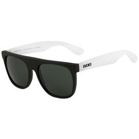 a3633fbb32d6b Evoke Haze - Óculos De Sol Black Temple White Matte  G15 Gre