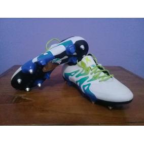 c5dcae2284e58 Botines Adidas X15 Con Tapones Adulto - Botines en Mercado Libre ...
