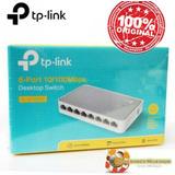 Switch 8 Puertos 10/100 Mbps 1008d !! Nuevos!!