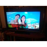 Tv 42 Pulgadas Pantalla Plana Keyton Usado Detalle
