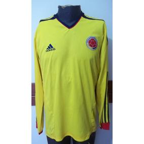 Camiseta De La Seleccion De Colombia Talle Xl - adidas - d422229d1d6