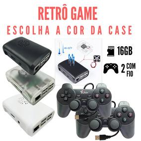 Vídeo Game Retro Raspberry Pi3 16gb 2 - Controles