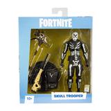 Skull Trooper Fortnite - Mc Farlane Toys