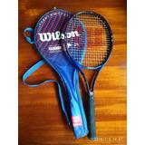 3-raquetes De Tênis