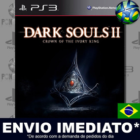 Dlc Dark Souls 2 Crown Of The Ivory King Ps3 - Midia Digital