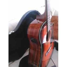 Guitarra Electrica-acustica Fender Original