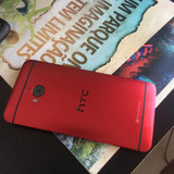 Htc One M7 32gb Beats Audio Snapdragon Quad-core 1,7ghz Red