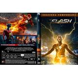 Dvd 2° Temporada Flash