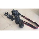 Canon 7d , Lentes Y Accesorios