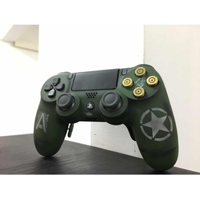 Joystick Ps4 Scuf Sony Call Of Duty Ww2 Battlefield V