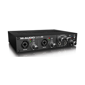 Interface Profire 610 M-audio + Pci-express Firewire + Cabos