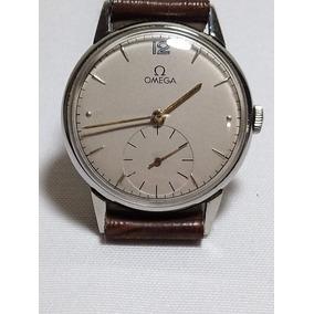 Reloj Omega Años 60 A Cuerda - Impecable