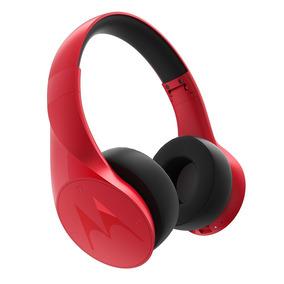 Fone De Ouvido Bluetooth Motorola Pulse Escape - Vermelho