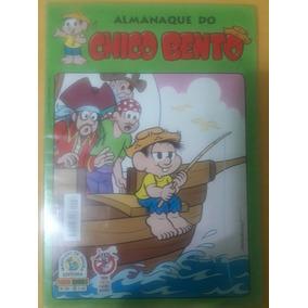 Revista Almanaque Do Chico Bento N°58