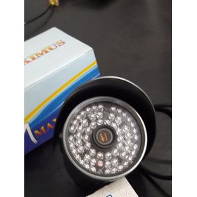 Câmera Sharp Analógica 48 Leds 500 Tvl (c54111b)