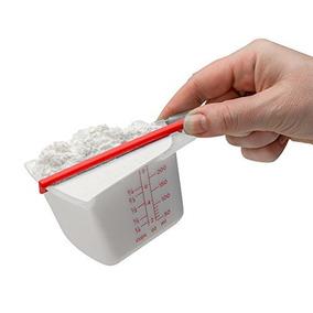 Dreamfarm Levups - Self-leveling Measuring Cups, Set Of 4 (r