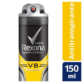 Desodorante Aerosol Rexona V8 90g/150ml